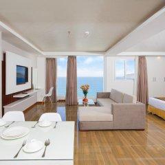 Paris Nha Trang Hotel 3* Апартаменты с различными типами кроватей фото 7