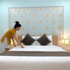 Апартаменты Phi Yen Nha Trang Blue Sea Apartments комната для гостей фото 3