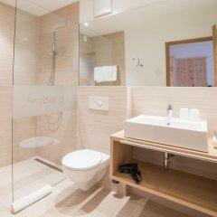 Отель Residence Hochwart ***S Натурно ванная