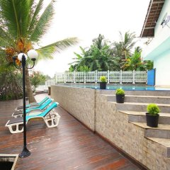 Отель Laluna Ayurveda Resort Шри-Ланка, Бентота - отзывы, цены и фото номеров - забронировать отель Laluna Ayurveda Resort онлайн бассейн
