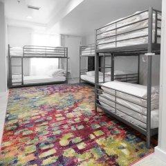 HighRoad Hostel DC Кровать в женском общем номере с двухъярусной кроватью фото 12