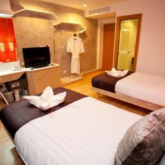 Sea Cono Boutique Hotel 3* Улучшенный номер с различными типами кроватей фото 3