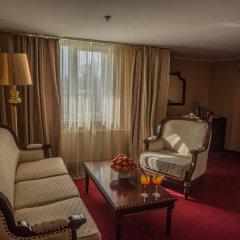 Гостиница Мандарин Москва 4* Номер Делюкс с двуспальной кроватью фото 11