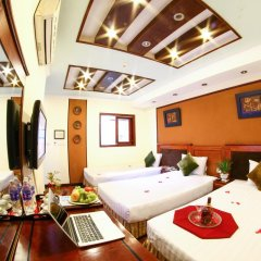 Atrium Hanoi Hotel 3* Номер Делюкс с различными типами кроватей фото 3