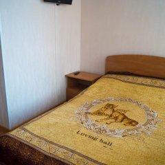 Хостел Апельсин Стандартный номер с двуспальной кроватью