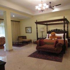 Отель The LaLiT Golf & Spa Resort Goa 5* Люкс с различными типами кроватей фото 4