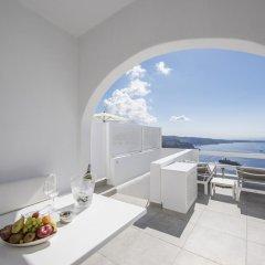 Отель Aqua Luxury Suites Люкс с различными типами кроватей фото 3