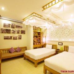 Vinh Hung Library Hotel 3* Улучшенный номер фото 10