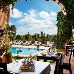 Отель Dar Tanja Марокко, Танжер - отзывы, цены и фото номеров - забронировать отель Dar Tanja онлайн бассейн фото 2