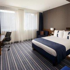 Отель Holiday Inn Express Amsterdam - Sloterdijk Station 3* Стандартный номер с различными типами кроватей фото 7