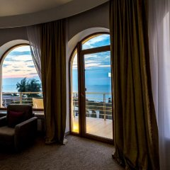 Гостиница Panorama De Luxe 5* Полулюкс разные типы кроватей фото 16