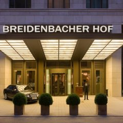 Breidenbacher Hof, a Capella Hotel 5* Номер Делюкс с разными типами кроватей фото 5