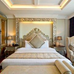 Отель LK The Empress 4* Студия с различными типами кроватей фото 2
