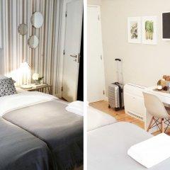 Отель Flores Guest House 4* Улучшенный номер с различными типами кроватей фото 8