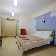 Апартаменты Gems Park Apartment Стандартный номер двуспальная кровать фото 21