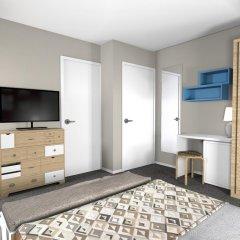 InnCity Hotel by Picnic 3* Стандартный номер с различными типами кроватей фото 3