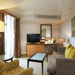 Отель London Hilton on Park Lane 5* Люкс с различными типами кроватей фото 4