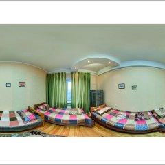 NOMADS hostel & apartments Кровать в общем номере с двухъярусной кроватью фото 12