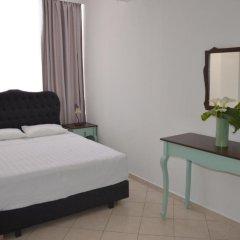 Epirus Hotel Саранда комната для гостей фото 3