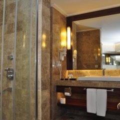 Ikbal Thermal Hotel & SPA Afyon 5* Номер Делюкс с различными типами кроватей фото 6