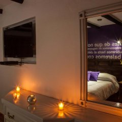 Hotel Boutique Las Escaleras 3* Люкс с различными типами кроватей фото 4