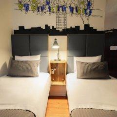 Отель CITY ROOMS NYC - Soho Стандартный номер с 2 отдельными кроватями фото 3