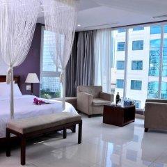 White Lotus Hotel 3* Люкс с различными типами кроватей фото 10