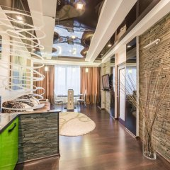 Апартаменты Most City Area Apartments питание