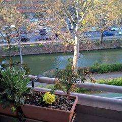Отель Appartement Matabiau Франция, Тулуза - отзывы, цены и фото номеров - забронировать отель Appartement Matabiau онлайн балкон