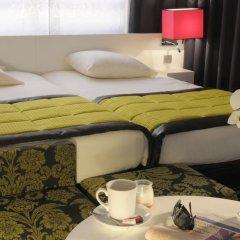 Отель Mercure Nice Promenade Des Anglais 4* Стандартный номер с различными типами кроватей фото 10