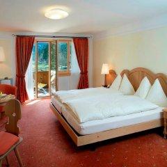 Hotel Bellerive Gstaad 3* Стандартный номер с различными типами кроватей