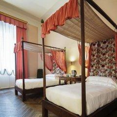 Отель Palazzo Di Camugliano 5* Стандартный номер с различными типами кроватей фото 4