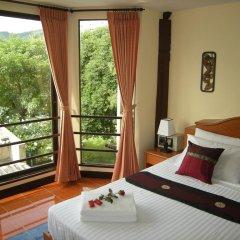 Отель Patong Rose Guesthouse 2* Номер Делюкс с различными типами кроватей фото 6