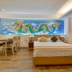 Отель The Grand Sathorn 3* Представительский люкс с различными типами кроватей фото 4