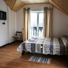Гостиница Куршале Шале разные типы кроватей фото 11