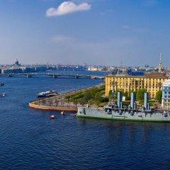Гостиница Санкт-Петербург 4* Стандартный одноместный номер разные типы кроватей фото 6