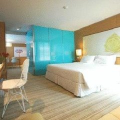I Residence Hotel Silom 3* Полулюкс с различными типами кроватей фото 18