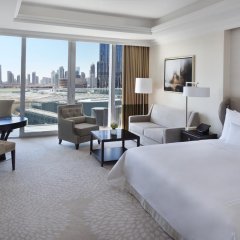 Отель Address Boulevard 5* Стандартный номер с различными типами кроватей фото 4