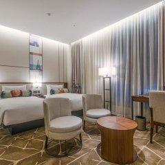 Отель Aloft Seoul Myeongdong 4* Стандартный номер с 2 отдельными кроватями