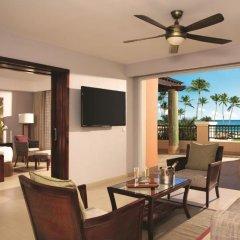 Отель Secrets Royal Beach Punta Cana 4* Люкс с различными типами кроватей