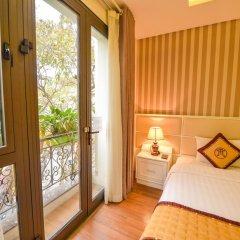 Hanoi HM Boutique Hotel 3* Стандартный номер с двуспальной кроватью фото 4