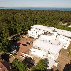 Отель Palangos Vetra Литва, Паланга - отзывы, цены и фото номеров - забронировать отель Palangos Vetra онлайн помещение для мероприятий