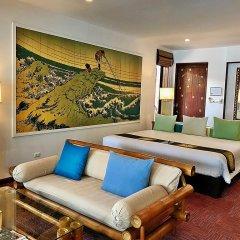 Отель Mom Tri S Villa Royale 5* Стандартный номер фото 6