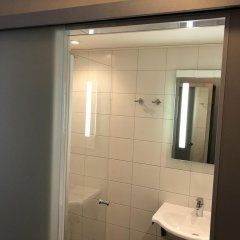 Airport Hotel Pilotti ванная