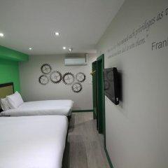 Best Western London Peckham Hotel 3* Стандартный номер с различными типами кроватей фото 4