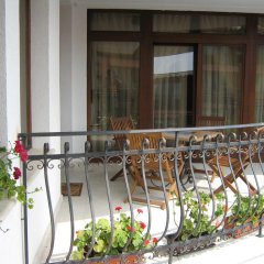 Отель Villa Maria Revas Болгария, Солнечный берег - отзывы, цены и фото номеров - забронировать отель Villa Maria Revas онлайн балкон
