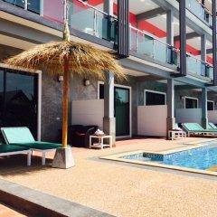 Отель Pinky Bungalow Ланта балкон