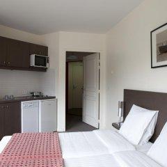 Отель Villa Bellagio IGR Villejuif 3* Студия с двуспальной кроватью фото 2