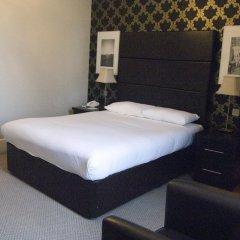 Queens Hotel 3* Стандартный номер с разными типами кроватей фото 3