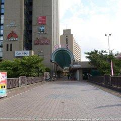 Tokyo Central Youth Hostel Токио парковка